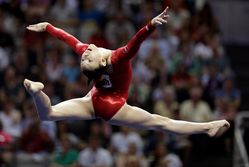 Photos Of The U S  Women's Gymnastic Team, Worthy Of A Gold Medal