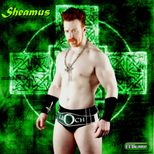 Sheamus Wallpaper