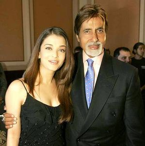 of father in law here is the picture of aishwarya and amitabh together
