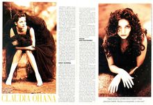 Revista Interview 1995  Editora Azul.