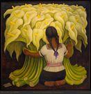 Las Pinturas de Diego Rivera