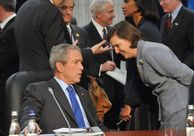 Victoria Nuland [ above ] is the top Spokesperson for the U. S. State