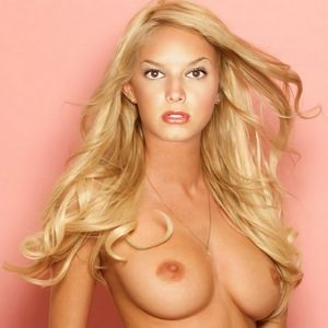 Jessica Simpson Nude Topless Naked Boobs| celebritys