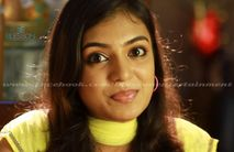 Malayalam TV anchor Nazriya Nazim cute photos