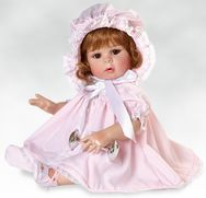 Dancing baby doll