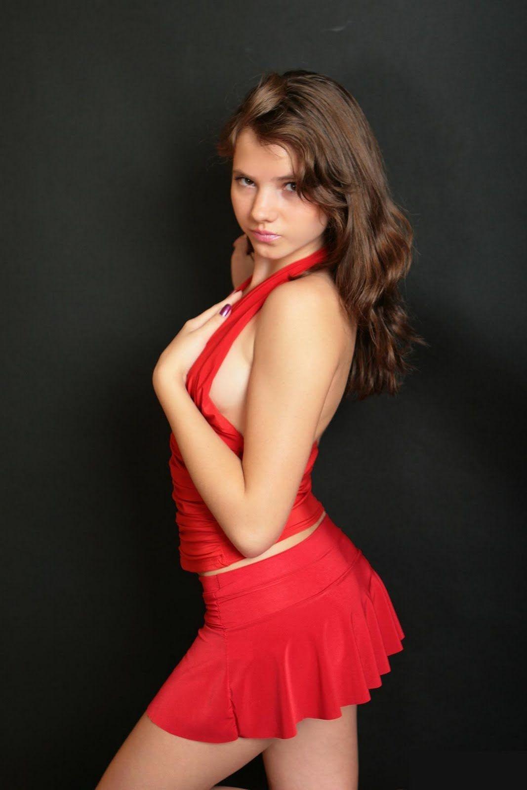 Topless Sandra Orlow