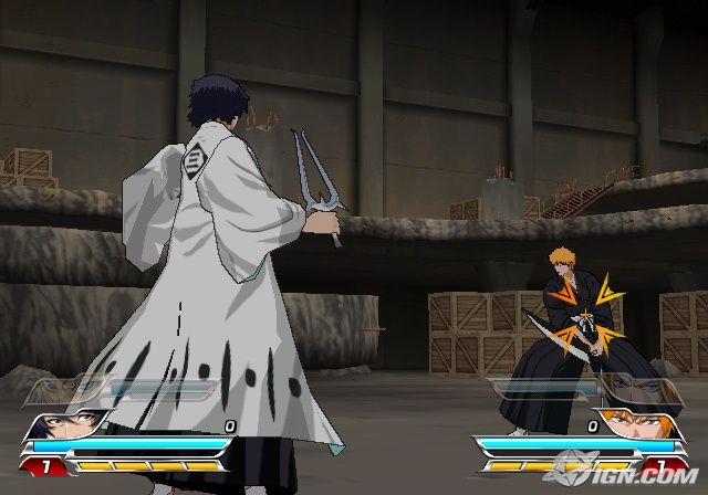 Bleach Pc Game