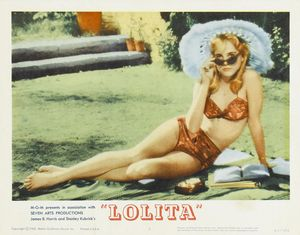 Stanley Kubrick - Deserving of Worship: Lolita (1962) Lobby Cards