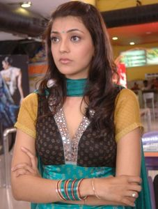 Kajal Agarwal Latest Photo from Telugu Movie Veera Photoall Gallery