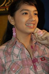 Angel Karamoy Beautiful Actress Indonesian