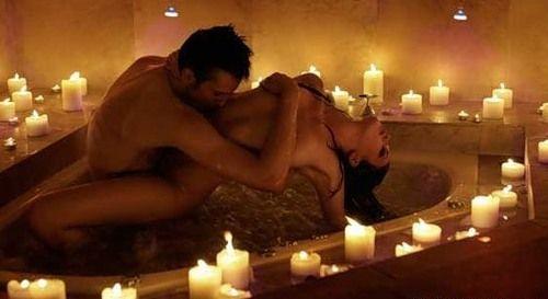 Porn For Women Romance In The Bathtub