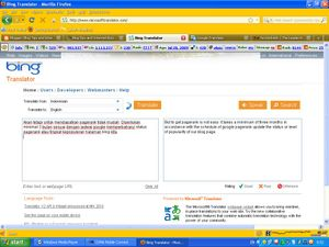 Bing translator address here  The results translate from bing