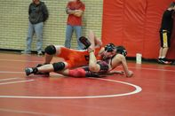 Romsa Farms: Junior High Wrestling