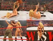 Trish Vs Lita Nude Match  Rainpow.Com