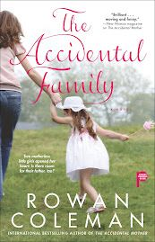 Accidental Family out Sept 2009, a sequel to The Accidental Mother