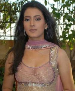 Kingdom of Photo Albums: Indian TV serial actress Additi Gupta