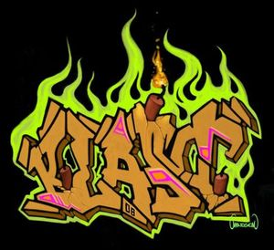 Graffiti Blog: Graffiti name 3d alphabet
