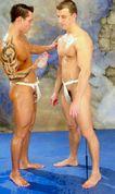 Bulge Naked Jock ????: Boxing ? Sumou Fundoshi style