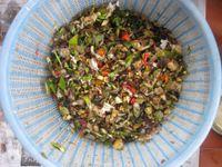 Kertas Berbahan Baku Sampah Organik Pasar dan Rumah Tangga