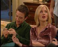 christina applegate  maroon velvet blouse