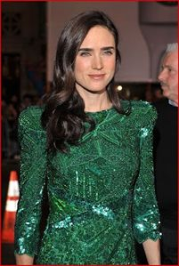 like Jennifer Connelly, really, I do  But this dress (worn to the L