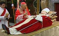 Clerical Whispers: John Paul II  Funeral