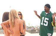 Bondiphotos: Snoop Dogg on Bondi Beach