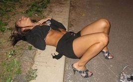 Blog For Time Pass !: Passed Out Drunk Girls Pictures