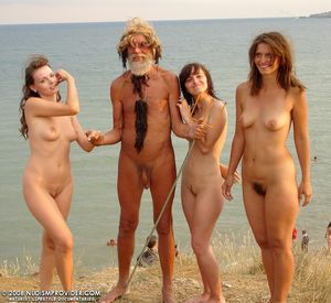 Family Nudists