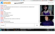 Suicide Avenue.: JUSTIN BIEBER ON OMEGLE?