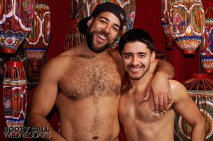 Twerking Hard in the East Village: SAN FRANCISCO FANTASY MEN, COURTESY