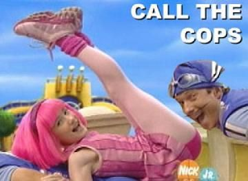 Lazy Town Stephanie Naked