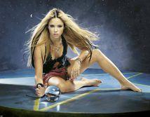 Celebrity Feets: Shakira Feet