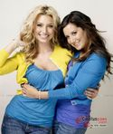 Ashley tisdale and Alyson michalka latest photoshoot stills