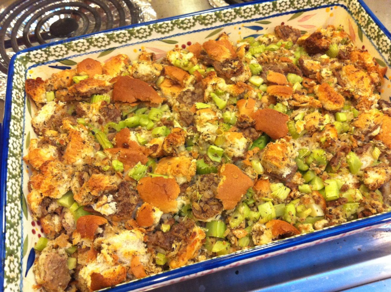 White Castle Stuffing