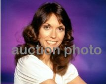 Karen Carpenter: KAREN CARPENTER CARPENTERS RARE 8x10 COLOR Photo B