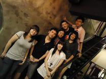 Danielle, Clement, Shirley, Me, Chiu Hui, Kelson & Yan Sheng