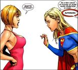 What Supergirl said to Heidi Montag