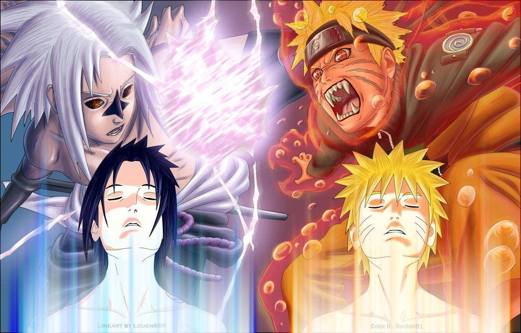 Naruto Hentai Slideshow Chapter 3