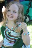 why grow: Stella & Dot Little Girl Model!