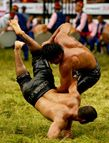 Mansouled Fiery Islands: Turkish oil wrestling