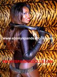 KinkyBitches xxx: LIZABETHSTUNNING EBONY SPANDEX DOLL