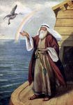 Catholic Jew Pontificates: Noah and the Sun of the Divine Will