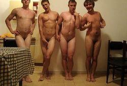Exhibited Boys: Bad lads naked