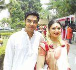 Bangladeshi Model Prova With Boyfriend Rajib And Model Apurbo