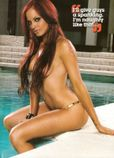 Tna Wwe Diva Knockout Christy Hemme Loaded Magazine