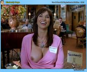 Women of Wrestling: Kimberly Page Nipple Slip In 40Year Old Virgin