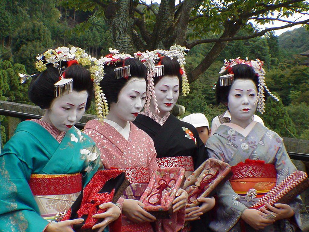 Japanese School Girl On Girl