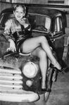Flesh and Relics: Vintage Cars & Girls, 1920's  1940's