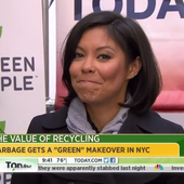 Appreciation Of BOOTED NEWS WOMEN Blog: ALEX WAGNER REVIVES THE TODAY 27